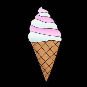 Мороженое нарисовать поэтапно с детьми